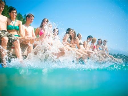 dạy bơi cấp tốc