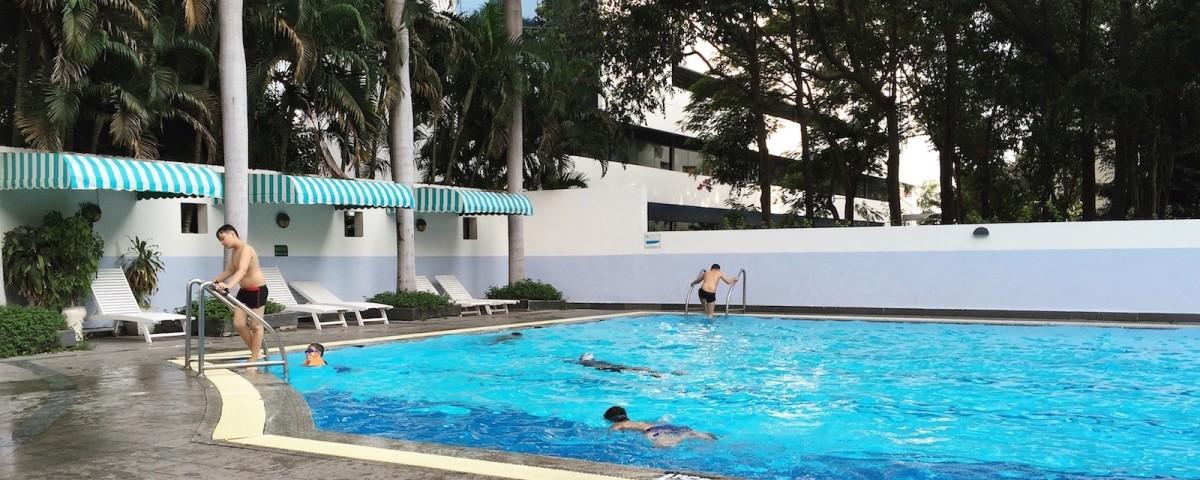 Dạy Bơi Etown