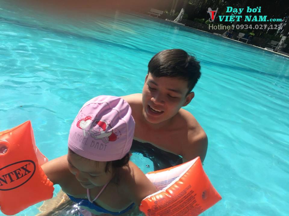 Học Bơi Ở Nhà Thiếu Nhi Thủ Đức