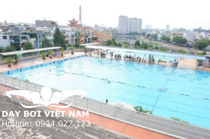 CLB bơi lội An Phú