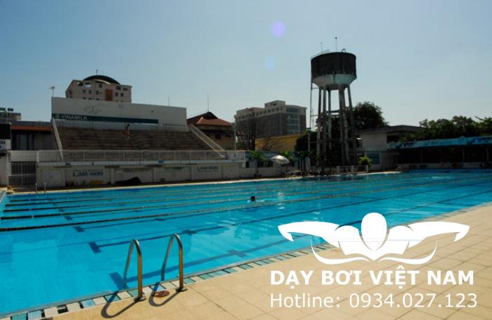 CLB bơi lội Lam Sơn
