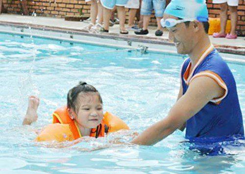 Dạy Bơi Ở Cần Thơ