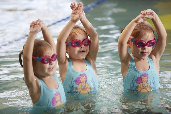 Dạy Bơi Cho Bé 6 Tuổi