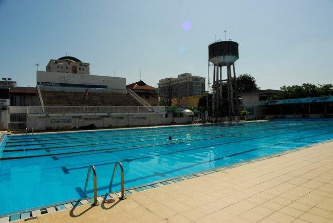 Dạy Bơi Lam Sơn
