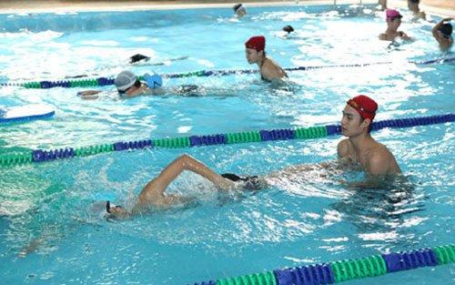 Dạy Bơi Tại Vũng Tàu