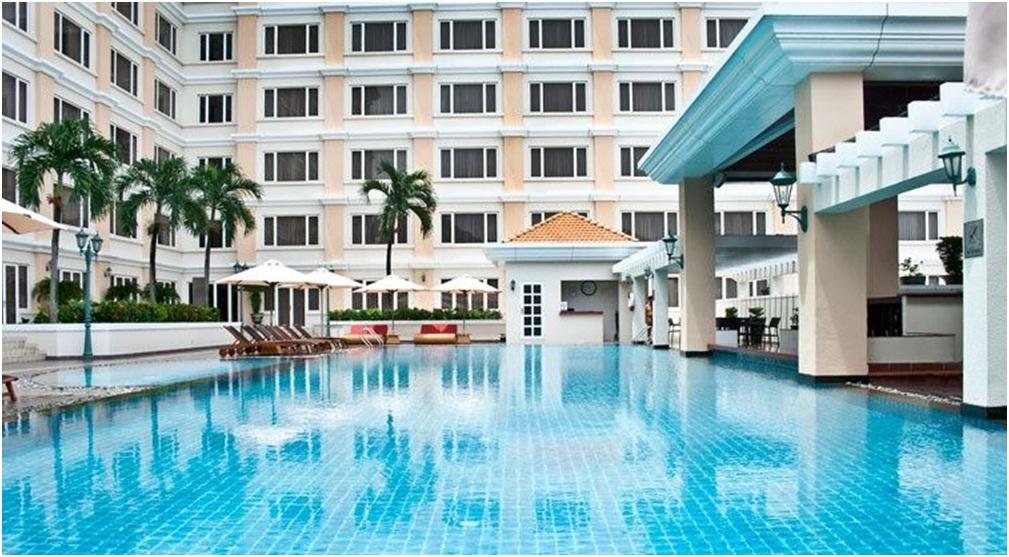 Học Bơi ở Khách Sạn Equatorial Quận 5 Tphcm