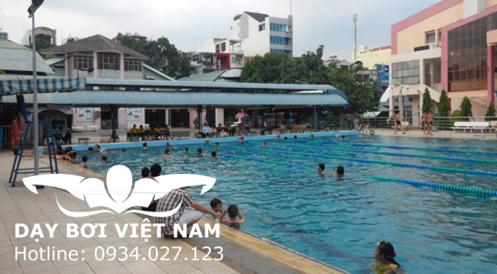 Hồ bơi Trung tâm VHTT Tân Bình