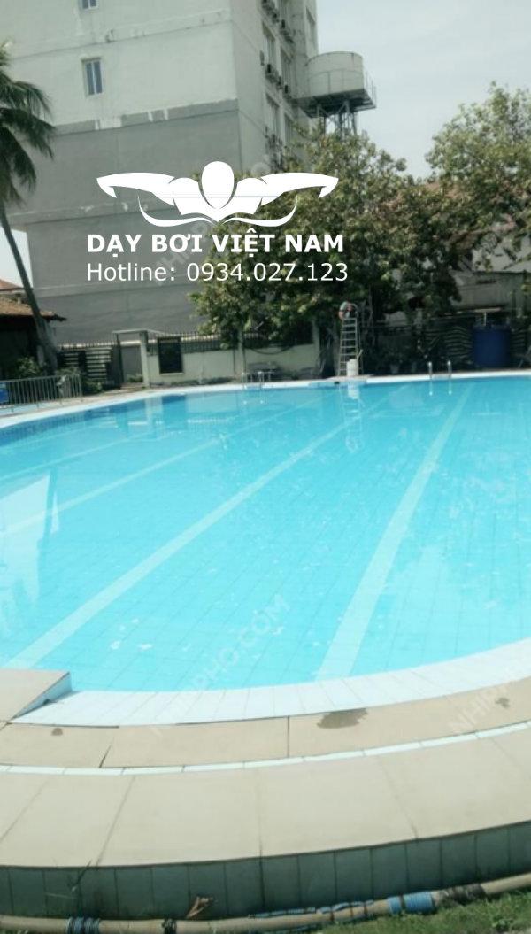 Hồ bơi Mèo Mun