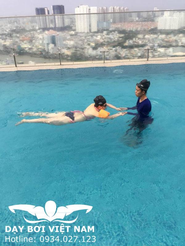 Cách học bơi cơ bản