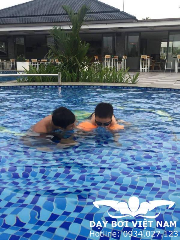 Cách học bơi hiệu quả