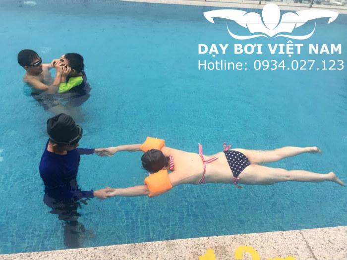 Cách học bơi nhanh nhất