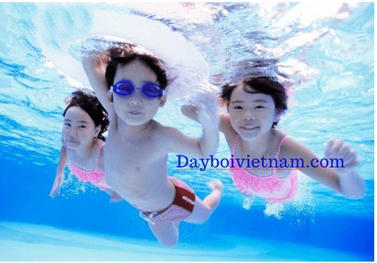 Dạy Bơi Quy Nhơn