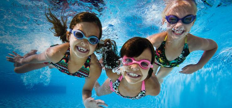 dạy bơi sải