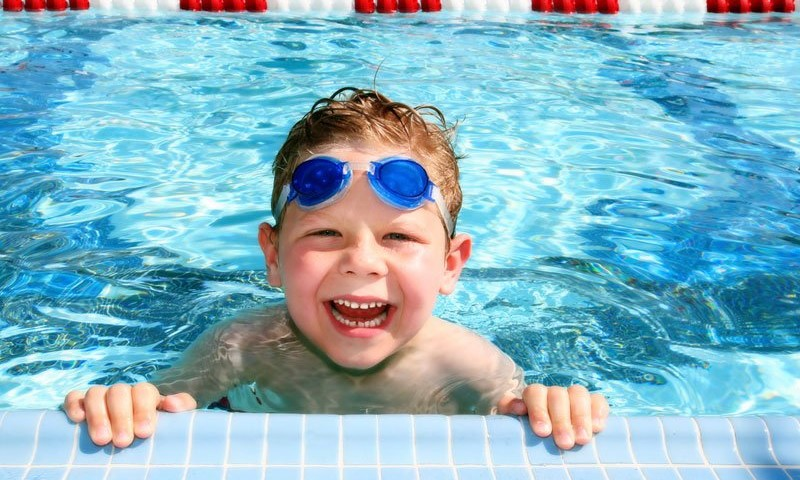 Học Bơi Quận 3