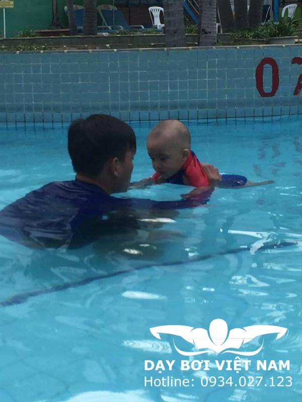 Học bơi hồ bơi Vân Đồn TPHCM