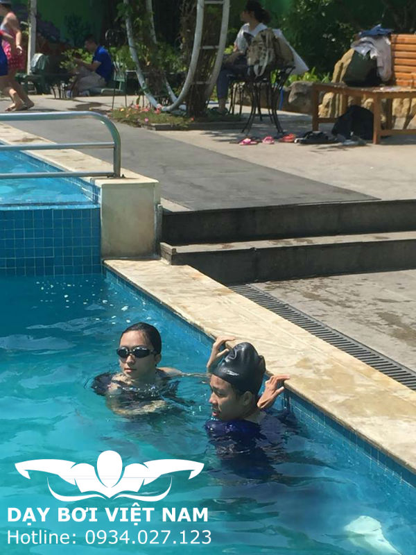 Học bơi Quận Gò Vấp TPHCM