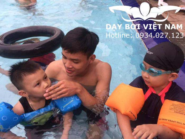 Học bơi ở Hồ bơi Lido TPHCM
