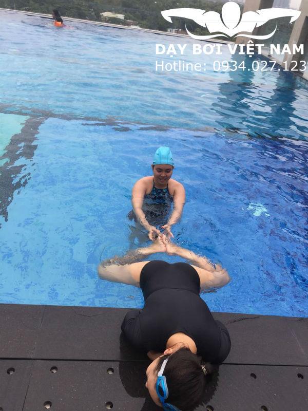 Học bơi ở Thủ Đức TP HCM