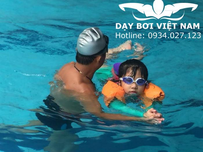 Học bơi Cho Bé TPHCM
