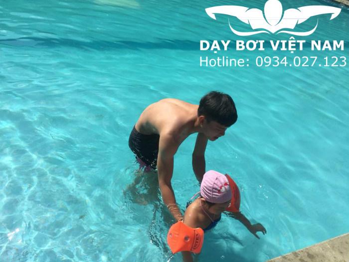 Học Bơi Quận 11 TPHCM