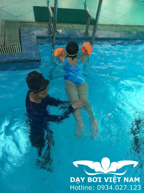 Học bơi Quận Tân Phú TPHCM