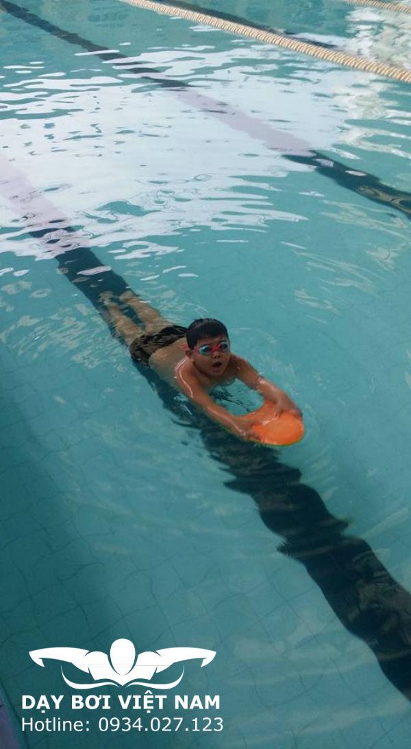 Phương pháp học bơi nhanh nhất