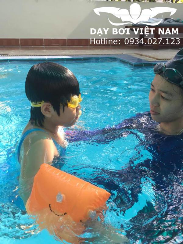 Quận Bình Thạnh học bơi ở đâu