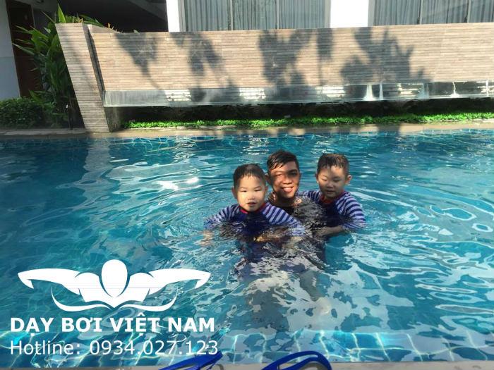 Sài Gòn học bơi ở đâu